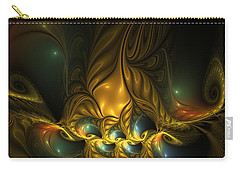 Another Mystical Place Carry-all Pouch by Gabiw Art
