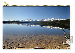 Carry-all Pouch featuring the photograph Another Perfect Day by Jeremy Rhoades
