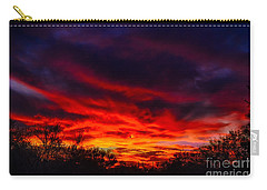 Another Tucson Sunset Carry-all Pouch by Mark Myhaver