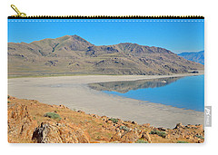 Antelope Island Carry-all Pouch by Dan Miller
