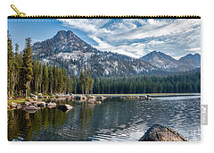 Anthony Lake Carry-all Pouch by Robert Bales
