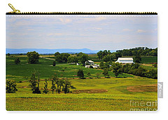 Antietam Battlefield And Mumma Farm Carry-all Pouch