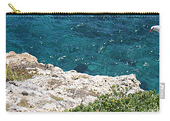 Antigua - Flight Carry-all Pouch by HEVi FineArt