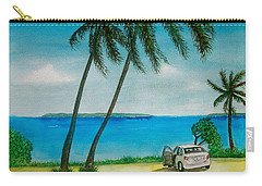 Antigua Carry-all Pouch by Frank Hunter
