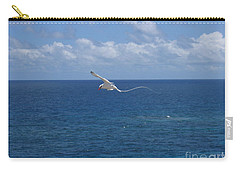 Antigua - In Flight Carry-all Pouch by HEVi FineArt