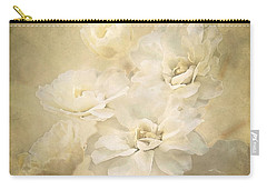 Antique Floral Carry-all Pouch