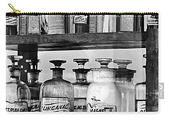 Antique Pharmacy Carry-all Pouch by Phyllis Denton