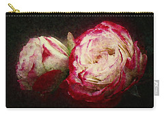 Antique Romance Carry-all Pouch