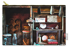 Antique Things Carry-all Pouch