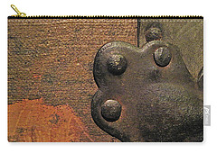 Antique Trunk 13 Carry-all Pouch