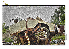 Antiques Broken Carry-all Pouch