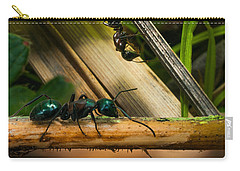Ants Adventure 2 Carry-all Pouch by Bob Orsillo