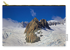 Aoraki Mount Cook Carry-all Pouch by Venetia Featherstone-Witty