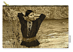 Apache River Maiden Carry-all Pouch