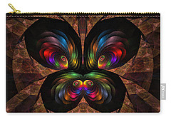 Apo Butterfly Carry-all Pouch by GJ Blackman