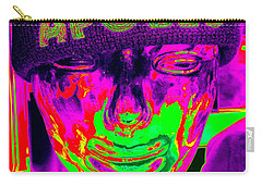 Apollo Abstract Carry-all Pouch by Ed Weidman