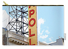 Apollo Theater Sign Carry-all Pouch