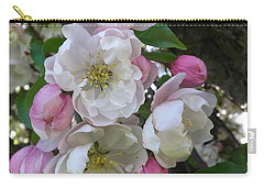 Apple Blossom Bouquet Carry-all Pouch