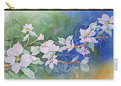 Apple Blossoms 2 Carry-all Pouch