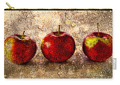 Apple Carry-all Pouch by Bob Orsillo