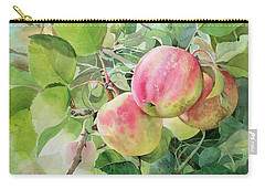 Apple Pie Carry-all Pouch