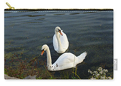 Carry-all Pouch featuring the photograph Appreciation Of Love by Lingfai Leung