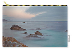 Carry-all Pouch featuring the photograph Approaching Storm by Jonathan Nguyen