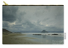 Approaching Storm - Morro Rock Carry-all Pouch