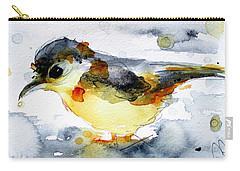 April Showers Carry-all Pouch by Dawn Derman