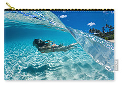 Aqua Dive Carry-all Pouch by Sean Davey