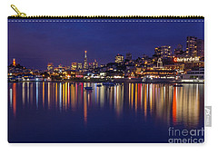 Aquatic Park Blue Hour Wide View Carry-all Pouch