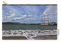 Carry-all Pouch featuring the photograph Aquatic Park by Kate Brown