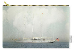 Arabella On Newport Harbor Carry-all Pouch