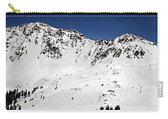 Arapahoe Basin Ski Resort - Colorado          Carry-all Pouch