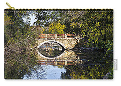 Arboretum Drive Bridge - Madison - Wisconsin Carry-all Pouch