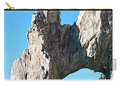Arch At Land's End Carry-all Pouch