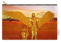 Archangel Ariel Carry-all Pouch
