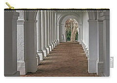 Arches At The Rotunda At University Of Va Carry-all Pouch