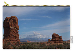 Arches National Monument Carry-all Pouch