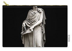 Carry-all Pouch featuring the photograph Architecture by Fabrizio Troiani