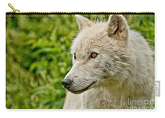 Arctic Wolf Pictures 241 Carry-all Pouch