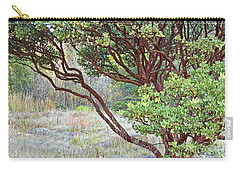 Carry-all Pouch featuring the photograph Arctostaphylos Hybrid by Kate Brown