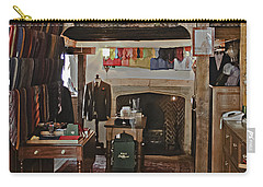 Carry-all Pouch featuring the photograph Are You Being Served ? by Terri Waters