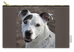 Carry-all Pouch featuring the photograph Are You Looking At Me? by Savannah Gibbs