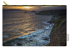 Ares Estuary Mouth Galicia Spain Carry-all Pouch