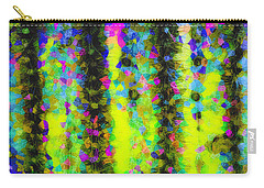 Carry-all Pouch featuring the photograph Arizona Abstract I by Marianne Campolongo