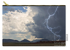Arizona Desert Lightning  Carry-all Pouch