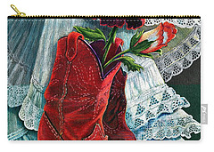 Arizona Rose Carry-all Pouch