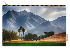 Arizona Sunrise Golfing Carry-all Pouch