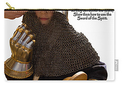 Armor Of God Carry-all Pouch